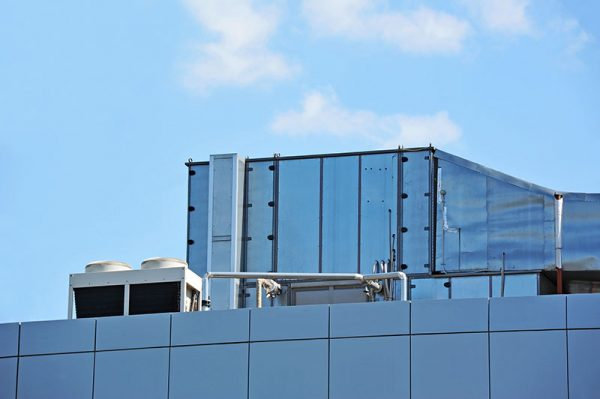 FTX ventilation till 20 hus