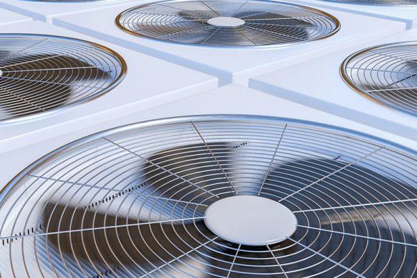 FTX ventilation för 24 bostäder